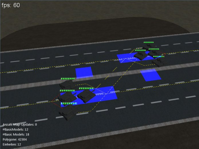 Pathfinding in action